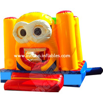 Brincolin Inflable Mini-minion 2.5x3.5x2.3 Incubo Inflables®