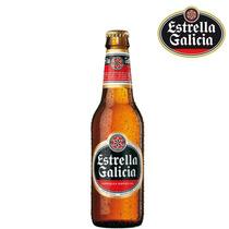 Estrella Galicia Bot. 330cc. Pack X 6u.