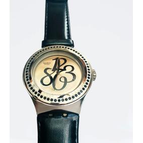 Reloj Swatch Suizo Original Pulsera Cuarzo Hombre Acero 2