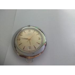 f917eb8fc03 Relógio De Bolso Heroine De Prata Rarissimo!! - Relógios no Mercado ...