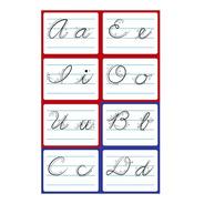 Ingeniacrea: Tarjetas De Trazos Para Bandeja Montessori