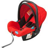 Bebê Conforto Elite Vermelho Até 13kg Prime Baby