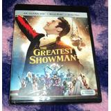 The Greatest Showman - El Gran Showman - Bluray Ultra Hd 4k