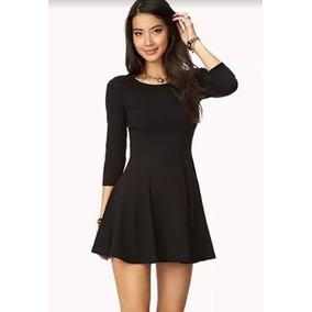 Vestidos casuales cortos moda 2019