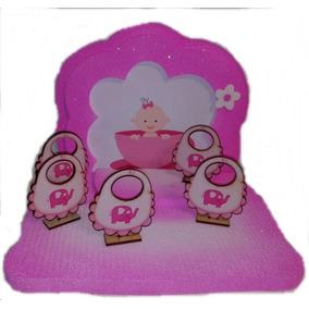 20 Souvenirs + Maqueta Baby Shower Nacimientos