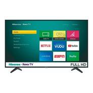 Pantalla Smart Tv Hisense 43 Pulgadas Led Con Roku Y Netflix