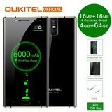 Oukitel K3 Bateria 6000mah 4gb Ram 64gb Aprontar Entrega