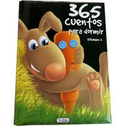 365 Cuentos Para Dormir Libro Pasta Dura Volumen 3 De 3
