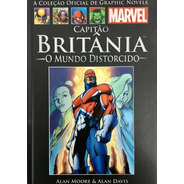 Hq Marvel - Capitão Britânia Ed. 3