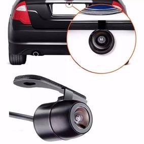 Câmera De Ré Automotiva Visão Noturna Para Multimídia