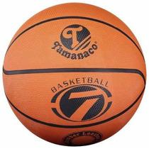 Balon Basquetbol Goma Tamanaco Nº7 Basketball Nuevo Original