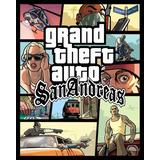 Ps3 Digital Gta: San Andreas (ps2 Classic)