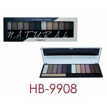 Paleta Sombras E Primer Ruby Rose Hb-9908 Natural Maquiagens