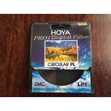 Polarizador Circular Hoya 67mm
