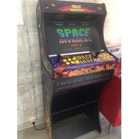 Arcade Bartop Fliperama 9 Mil Jogos Com Monitor 24