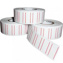 Paquete De 10 Rollos De Etiquetas 6500p.