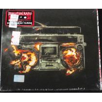 Green Day - Revolution Radio Nuevo Cerrado Digipak