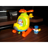 Lotes De Juguetes Fisher Price Little People Con Sonido