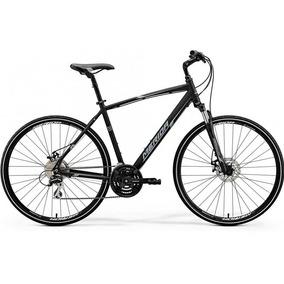 Bicicleta Urbana 20 Md Rin 700 Negra Amarilla Talla L Merida