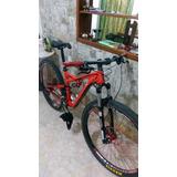 Bicicleta Mtb Doble Suspension.