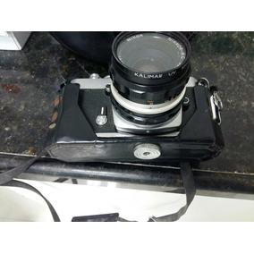 Câmera Antiga Nikon Nikkormat