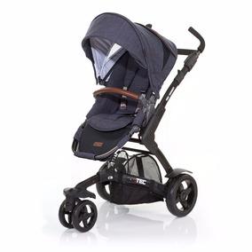 Carrinho De Bebê 3 Tec Style Street Abc Design + Brinde