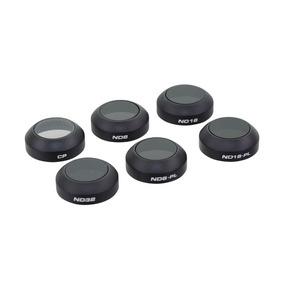 Filtros 6-pack Polarpro Para Drone Dji Mavic Pro