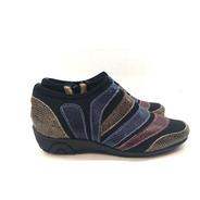 Zapato De Cuero Cómodo Para Dama Modelo 94 / Colores