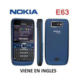 Nokia E63, Como Nuevo.