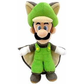 Peluche De Flying Squirrel Luigi (luigi Ardilla Voladora)