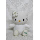 Hello Kitty Pelucia 2001 Japones Sanrio 18 Cm Bau