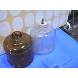 Envase De Vidrio Cocina De Kerosene
