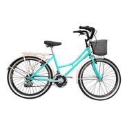Bicicleta Playera Rin 24 18 Cambios