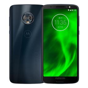 Smartphone Motorola Moto G6 32gb Indigo Xt1925-3 Tela 5.7 4g