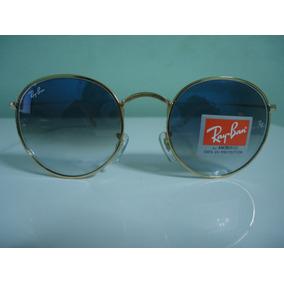 Oculos Redondo De Sol - Óculos De Sol Ray-Ban Round no Mercado Livre ... 97e06c3072