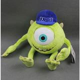Peluche Mike Wazowski De Monster University Original Disney