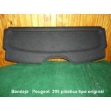Tapa Porta Objeto Peugeot 206 Bajo Luenta