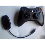 Control Generico Para Xbox 360 Y Pc Con Receptor (nuevo)