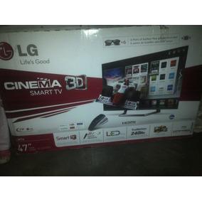Tv Lg Lm7600 47 Smartv 3d