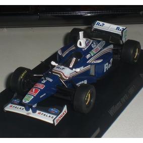 Altaya Especial F1 Williams Fw19 J. Villeneuve 1:43 Novo