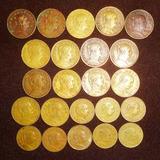 Moneda 5 Centavos 1955 A 1976 Josefa Todas Fechas