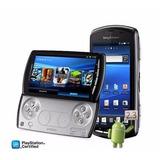 Celular Sony Xperia Play R800a Preto Pronta Entrega Nf