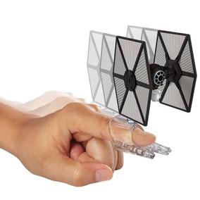 Tie Fighter Nave Star Wars Hot Wheels - Mattel Djj61