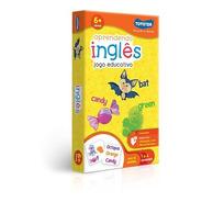 Jogo Da Memória  Educativo Aprendendo Inglês Toyster 2054