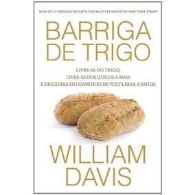 Livro Barriga De Trigo William Davis