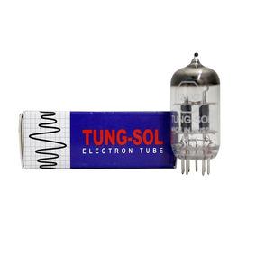 Valvula 12ax7 Amplificador Tung Sol Novo Made In Russia