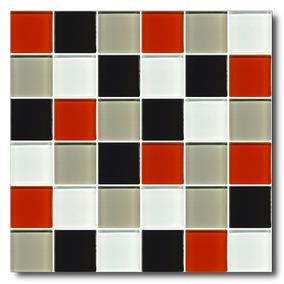 Mosaicos Venecitas Guardas Azulejos Vidrio De Diseño (5x5)
