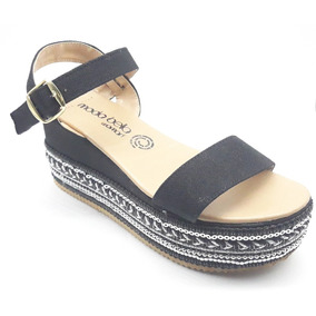 Lote 6 Sandalias Dama Huarache Calzado Zapato Chancla Bl2291