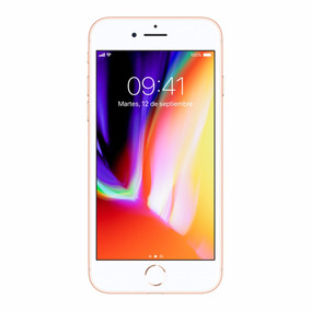 Iphone 8 Gold 4g 64gb 12mpx + Sim Card Claro