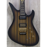 Schecter Synyster Gates Custom S Satin Gold Burst New Model